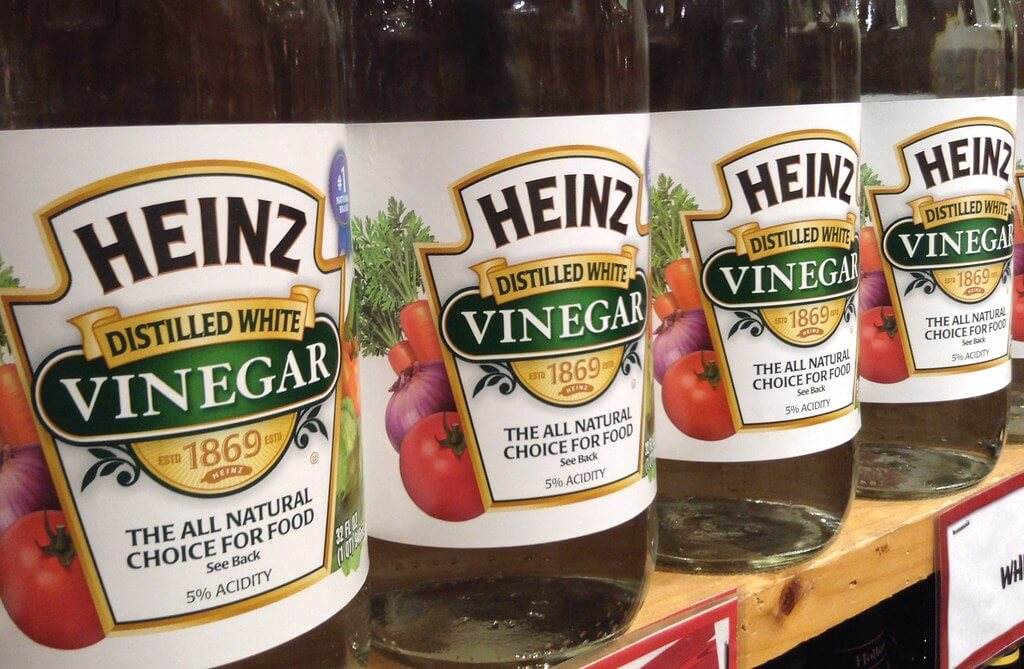 Image of white vinegar